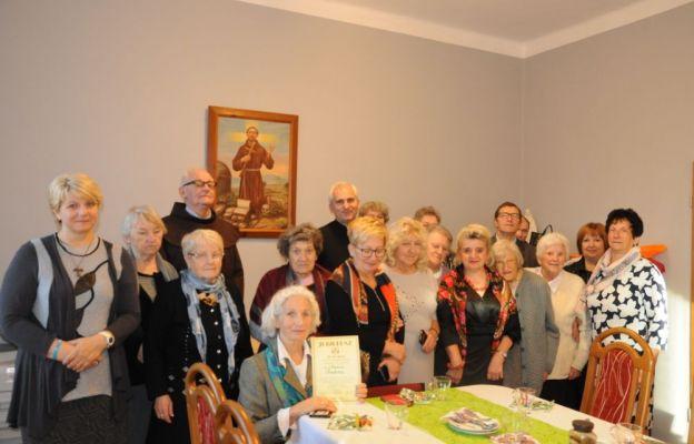 Świeccy franciszkanie świętowali jubileusz