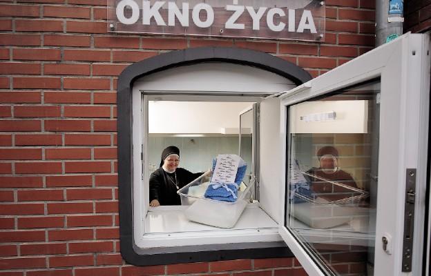 Okno otwarte na życie