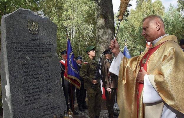 Pomnik ofiar hitlerowskiego mordu