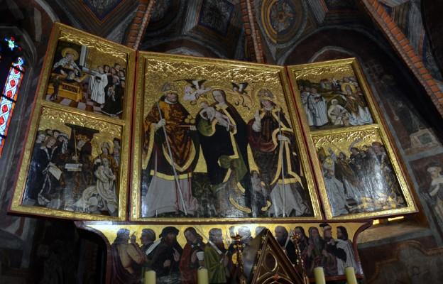 Bielsko-Biała: najstarsza bielska świątynia znowu w średniowiecznym blasku