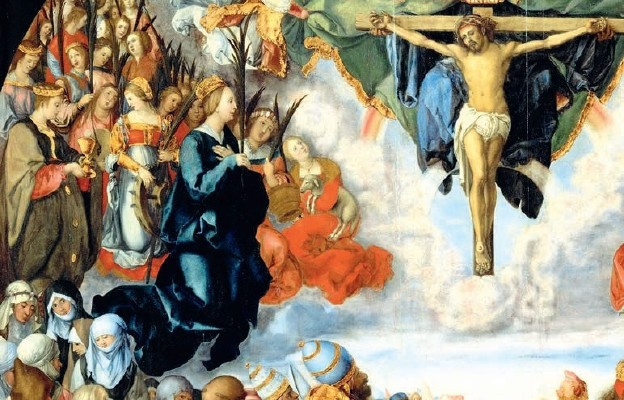 Dlaczego czcić Świętych?