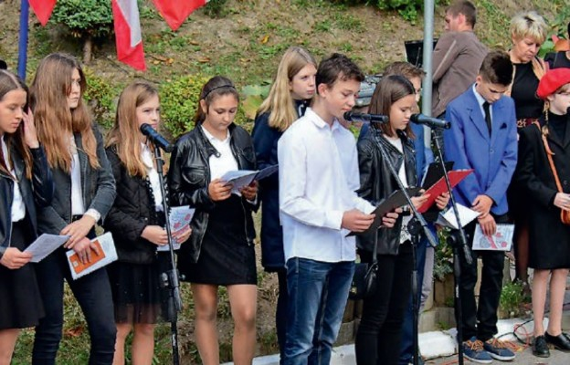 Rocznica wydarzeń w Bramie Korchowskiej