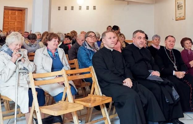 W czasie drugiej części uroczystości wysłuchano m.in. historii Legionu Maryi