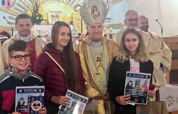 Faustynowe uroczystości w Starym Lesieńcu