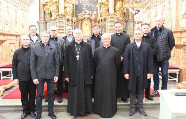 Drugiego dnia rekolekcji ich uczestnicy odwiedzili Wyższe Seminarium Duchowne w Gościkowie-Paradyżu