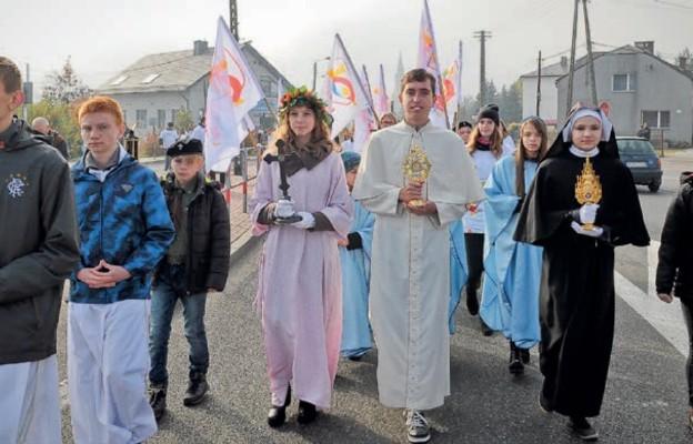 Katolik bierze udział w Holy Wins