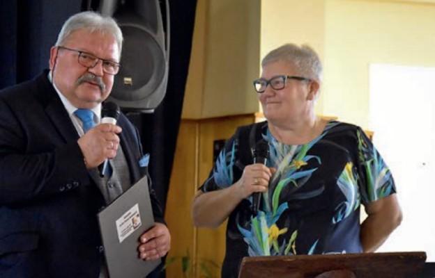 Helena i Krzysztof Rzewuscy dzielili się wieloletnim doświadczeniem wychowawczym