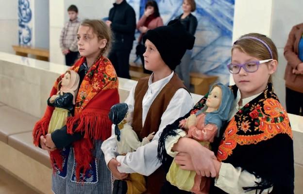 Do Dzieci Fatimskich z potrzeby modlitwy