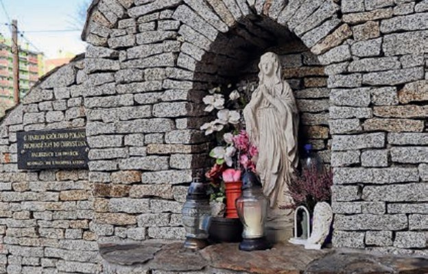 Kapliczka na Podzamczu