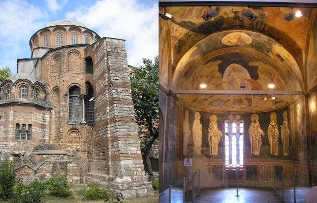 Kościół św. Zbawiciela na Chorze (Turcja)