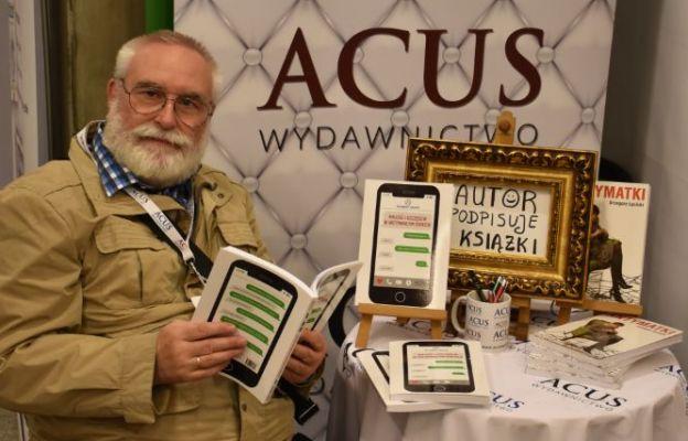 Spotkanie autorskie z prof. UKSW Grzegorzem Łęcickim