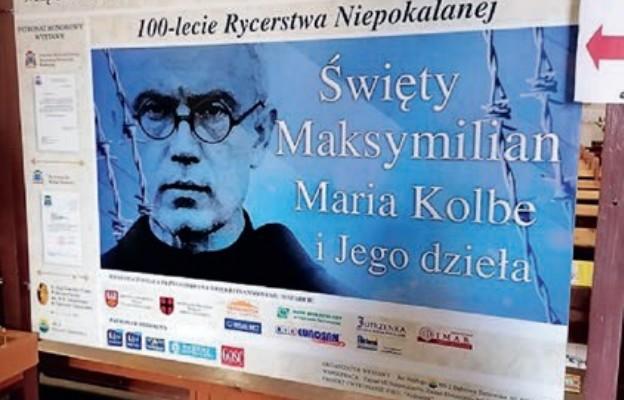 O św. Maksymilianie w Wałbrzychu