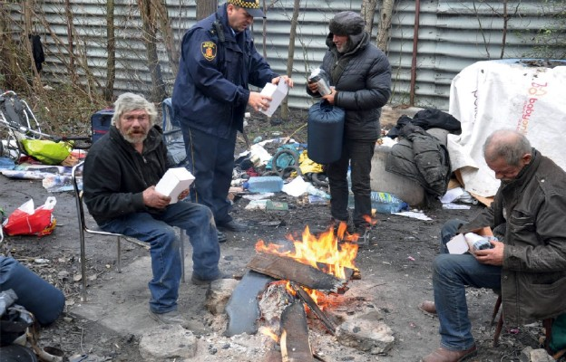 Stolica bezdomnych