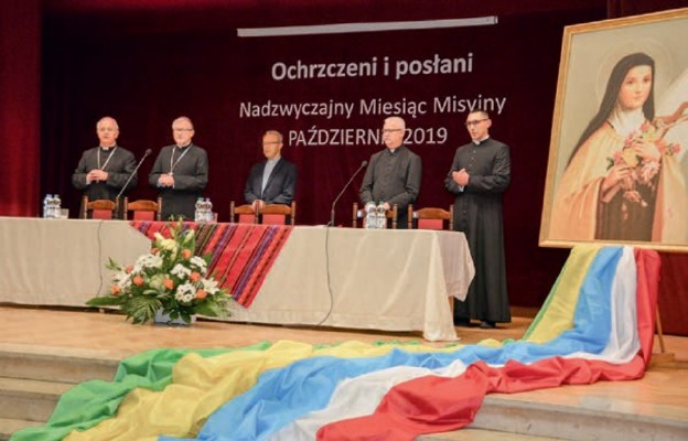 Diecezja na misjach