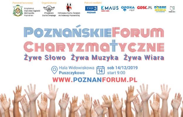 I Poznańskie Forum Charyzmatyczne