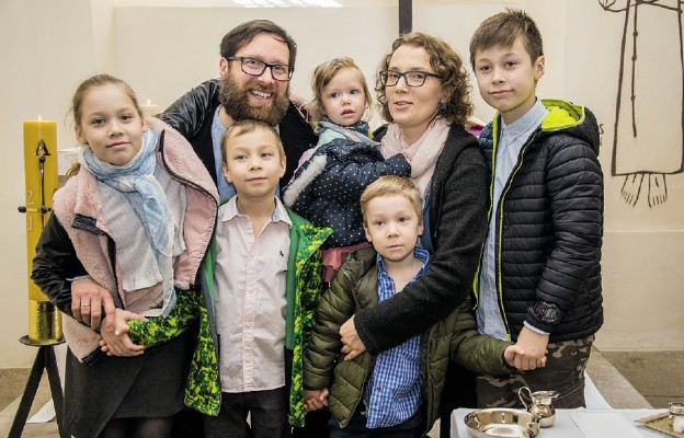 Ekologiczna rodzina. Świat dla przyszłych pokoleń