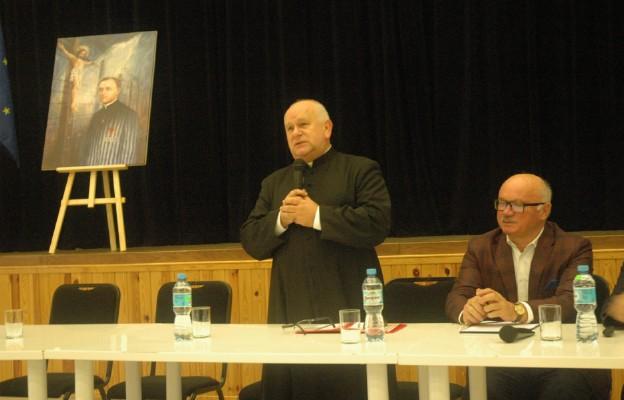 Żarki: spotkanie o bł. ks. Ludwiku Gietyngierze