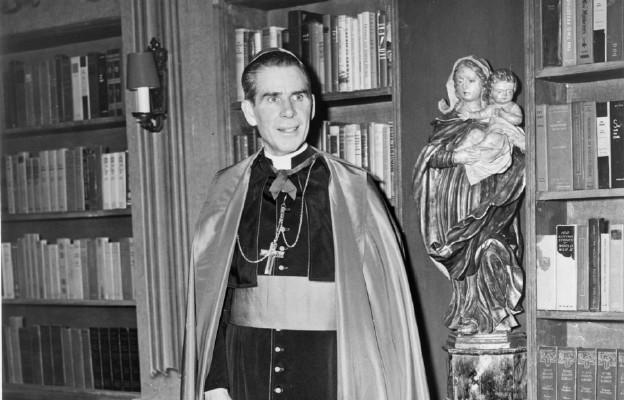 Tuż przed Bożym Narodzeniem odbędzie się beatyfikacja abp. Fultona J. Sheena