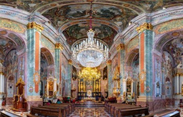 Nawa główna archikatedry lubelskiej