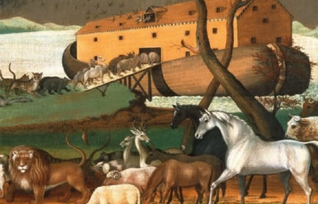 Jak za Noego