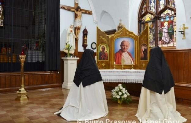 Nawiedzenie Tryptyku i relikwii św. Jana Pawła II w Buffalo (USA)
