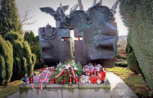 Marsz dla obrońców Lwowa