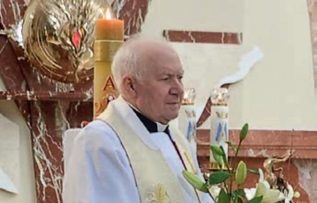 Ks. Stanisław Wawrzkowicz 1938-2019