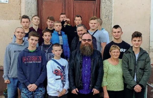 Akcja miś w Smolniku