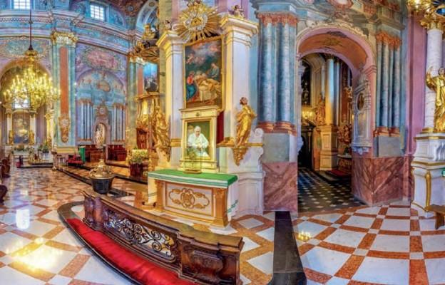 Kościoły na gigapanoramach