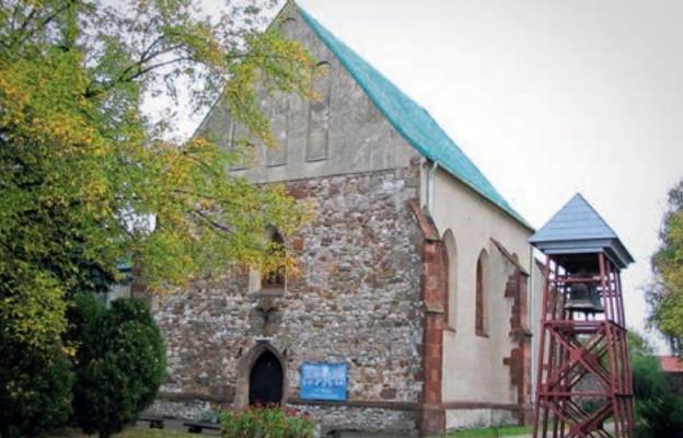 Kościół fundacji Kazimierza Wielkiego przy klasztorze franciszkańskim