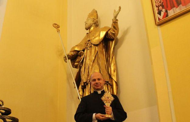 Ks. Stanisław Brasse zaprasza do Głogowa na odpust św. Mikołaja