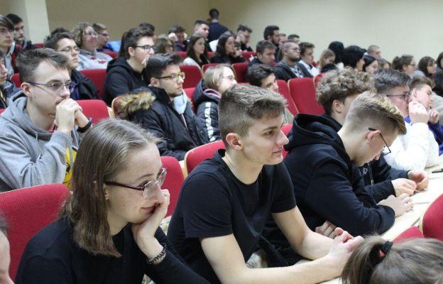 W konferencji uczestniczyli uczniowie z nowosolskich oraz zielonogórskich szkół