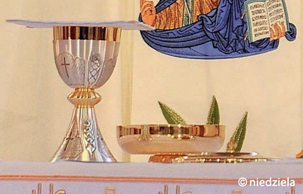 Msza święta w języku migowym