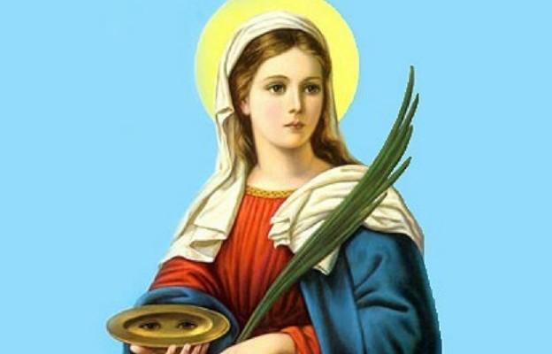 Łucja z Syrakuz: włoska święta patronką Szwedów