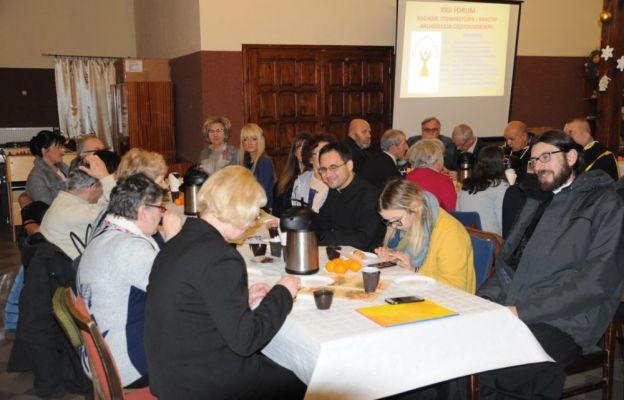 Spotkanie różnych charyzmatów jednego Kościoła