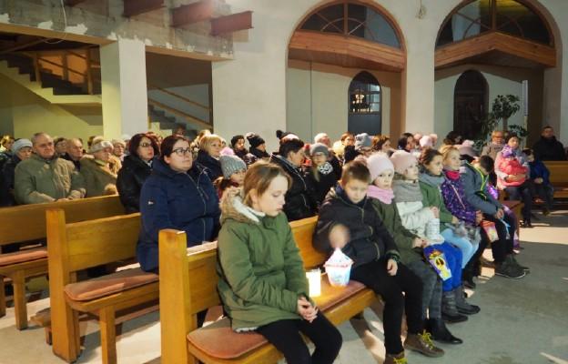 Rekolekcje adwentowe  w parafii św. Barbary w Wieluniu