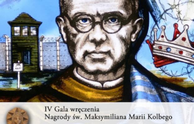 Gala wręczenia Nagrody św. Maksymiliana Marii Kolbego 2020