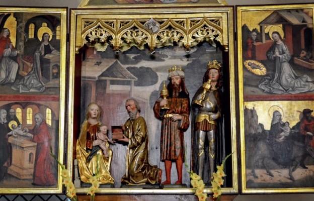 Trzej Królowie w diecezji
