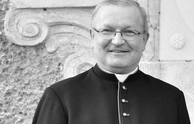 Zmarł ks. kan. Wojciech Jasiński kapłan diecezji świdnickiej
