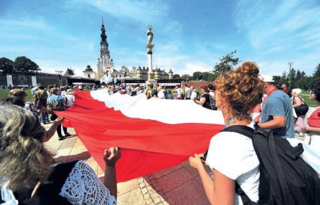 Częstochowa: W lipcu ma nadejść 16 zorganizowanych pieszych pielgrzymek