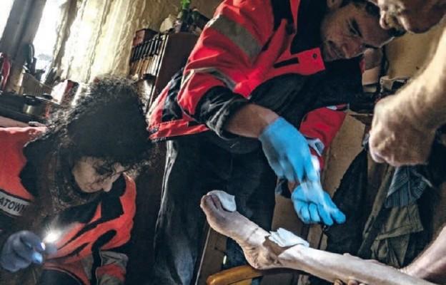 Ambulans napędzany sercem