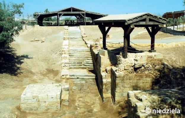 Al-Maghtas znaczy Miejsce Chrztu