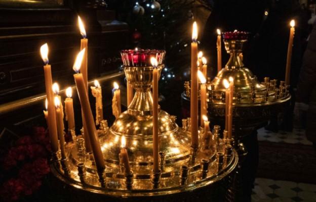 Boże Narodzenie w cerkwii