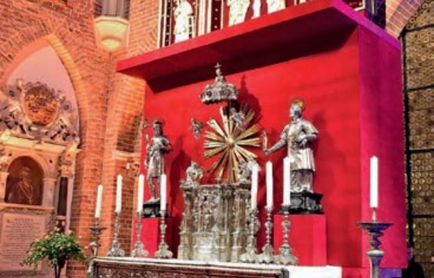 Ołtarz Jerina wrócił do katedry