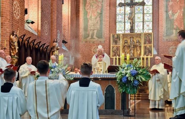 Zdumienie Eucharystią