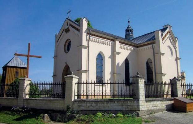 Kościół w Bobinie