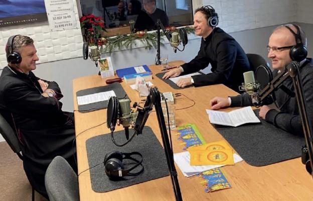 Radiowa rozmowa na Nowy Rok