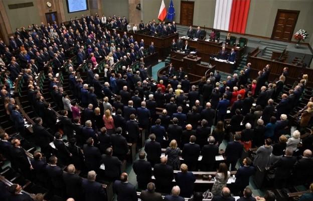 Sejm RP w uchwale potępił kłamstwa Putina!