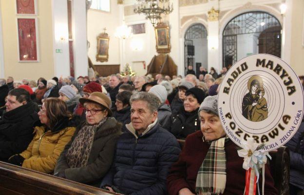 Rokitno: Spotkanie Diecezjalnej Rodziny Radia Maryja