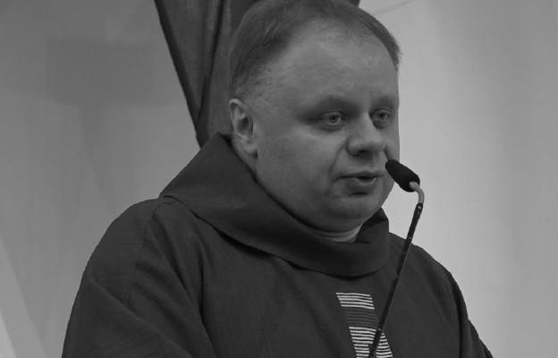 Ks. Piotr Kot wspomina śp. ks. Wojciecha Wójtowicza